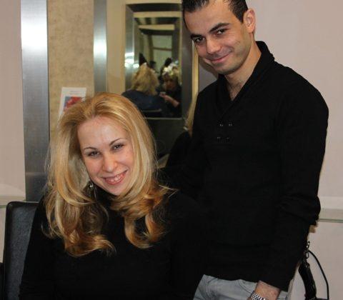 Natailya and Pierre