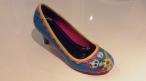 T.U.K cartoon court shoes to giveaway
