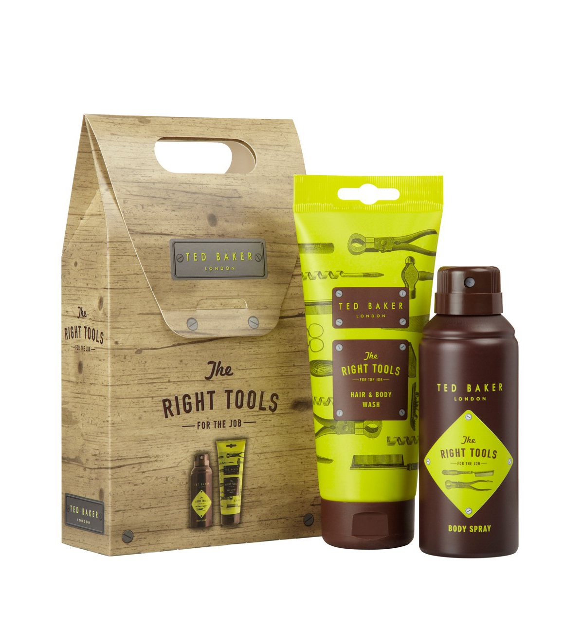 Ted Baker, 'The Right Tools' grooming kit