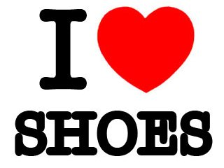 I love shoes logo