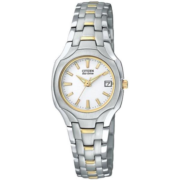 Ladies silver watch
