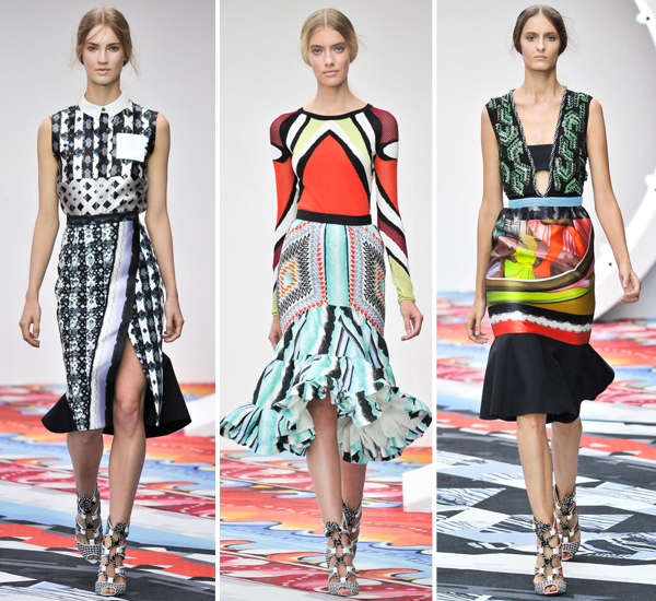 Peter Pilotto designs