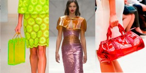 Trends Spring 2013 Jelly Pop - colourful clear plastic or rubber
