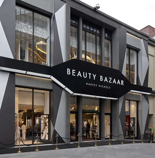 Harvey Nichols Beauty Bazaar, Liverpool