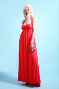 Joanna Chamberlain modelling picture