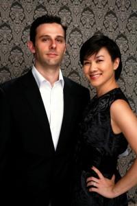 Kathy Wilson and husband Erik
