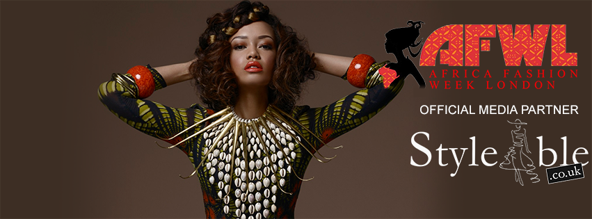 Africa Fashion Week Banner