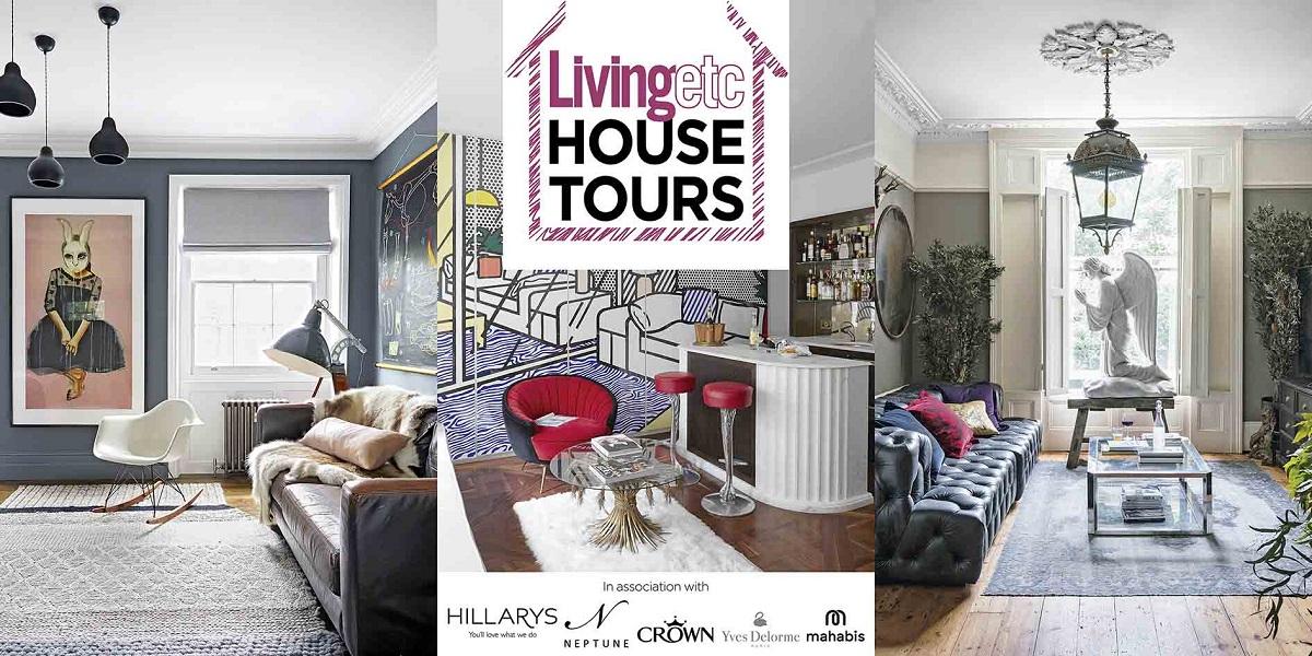 Living etc house tours 2018
