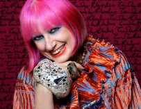 Zandra Rhodes: Still on top of the world…