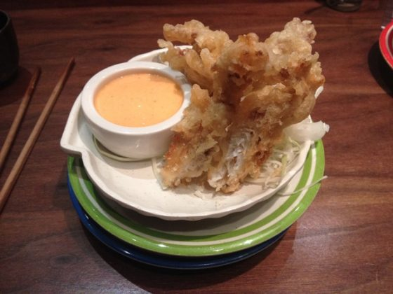 K10 tempura