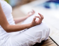 "Mindfulness: ""Meditation transformed my life…"""