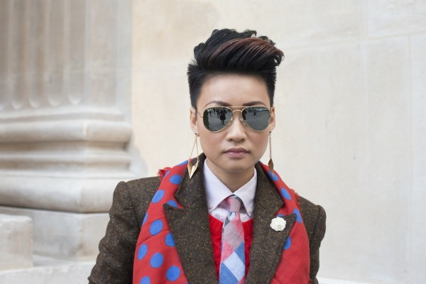 Esther Quek Mens Clothes (...on women), Styleable.co.uk