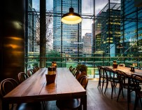 The Pearson Room, Canary Wharf