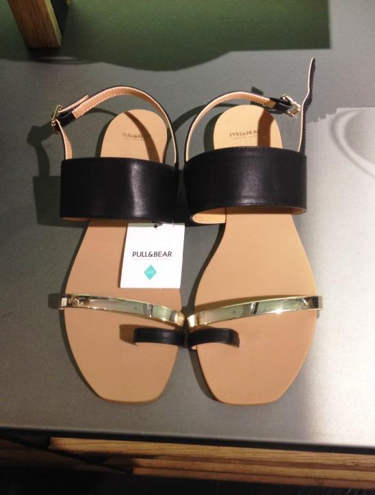 Pull & Bear sandals