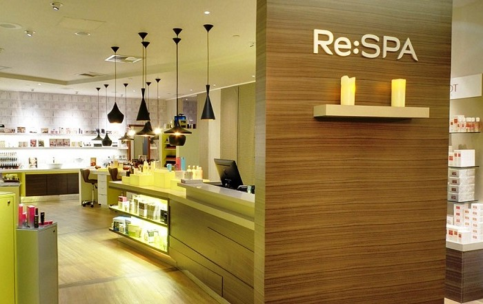 Muscle Melting at Re:Spa, Canary Wharf…