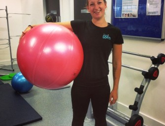 My Fitness Diary @thegymgroup: Getting fit solo…