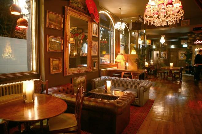 Grand Union Interior