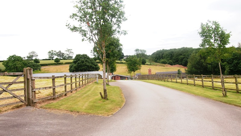 Moddershall Oaks Spa and Retreat