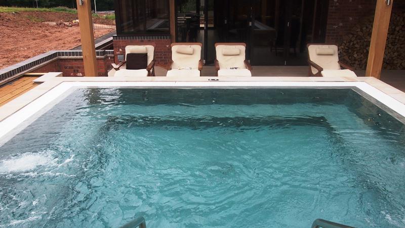 Moddershall Oaks pool