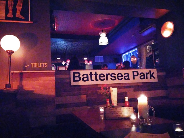 Battersea Signage