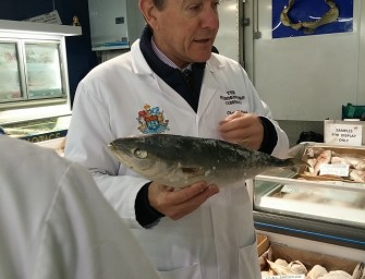 Behind the Scenes: Billingsgate Fish Market and Cookery School