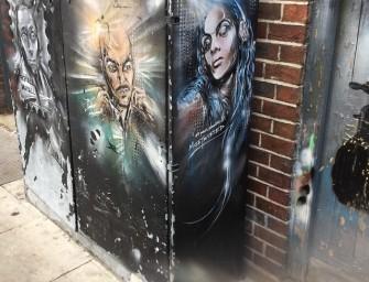 Behind the Scenes: Street Art in Shoreditch