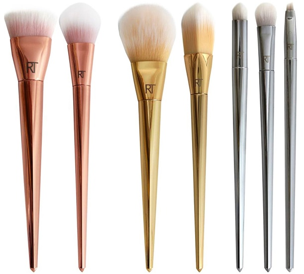 Bold Metals Brushes