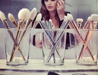 Beauty Talk: Bold Metals Brush Crush…