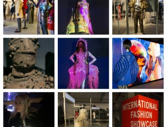 Behind the Scenes: On|Off the International Fashion Showcase, London Fashion Week