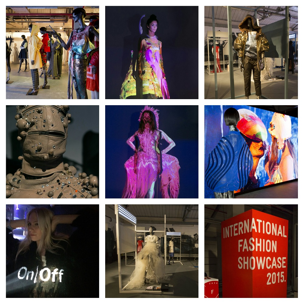 On|Off the International Fashion Showcase during London Fashion Week in collaboration with the British Fashion Council and The British Council