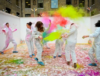 Behind the Scenes: House of Holi at Cinnamon Kitchen…