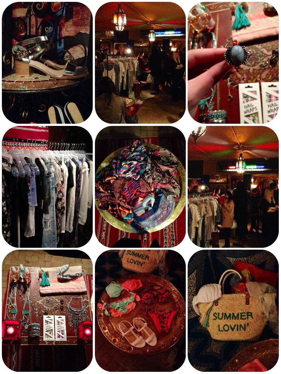 Bershka Fashion SS!5