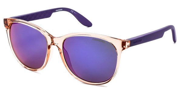Carrera sunglasses with blue lens