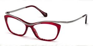 Red Balenciaga Frames