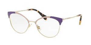Miu Miu cat eye frames