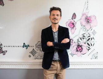 Behind the Scenes: Brunch with Matthew Williamson…