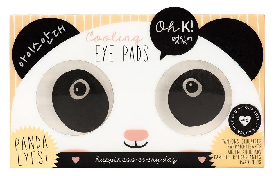 Panda eye pads 2