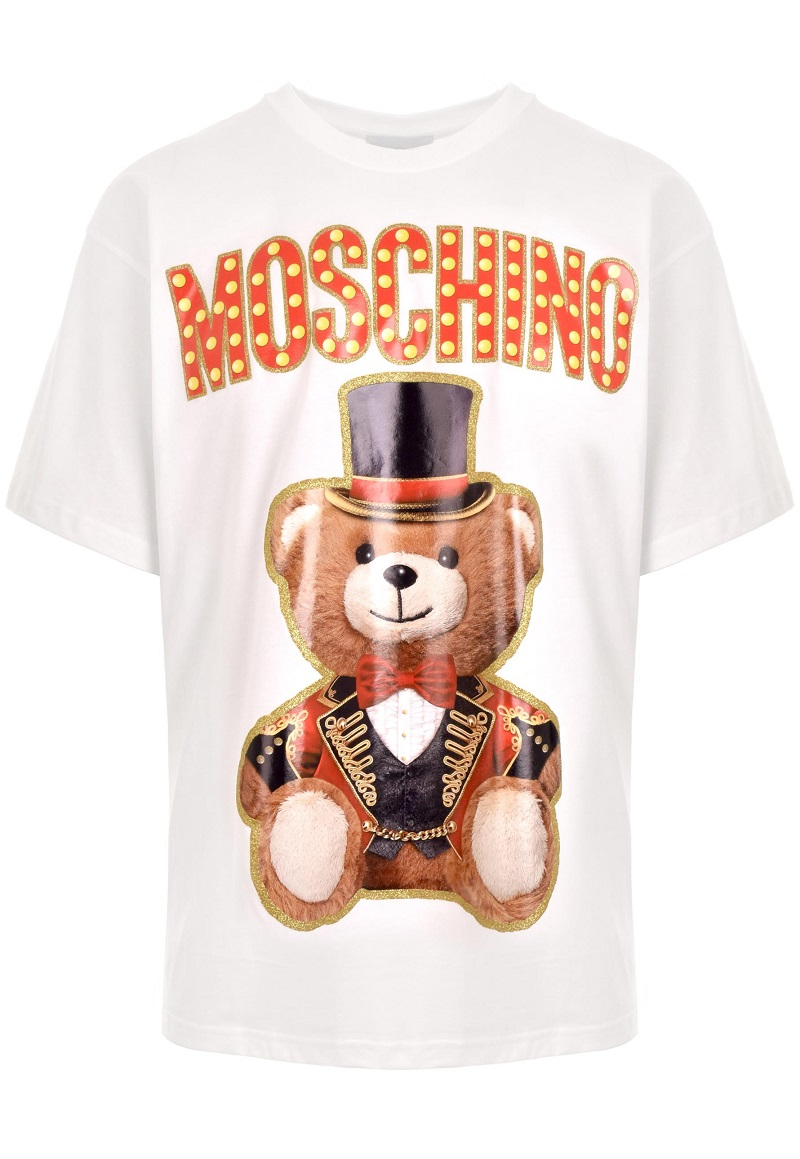 Moschino teddy shirt