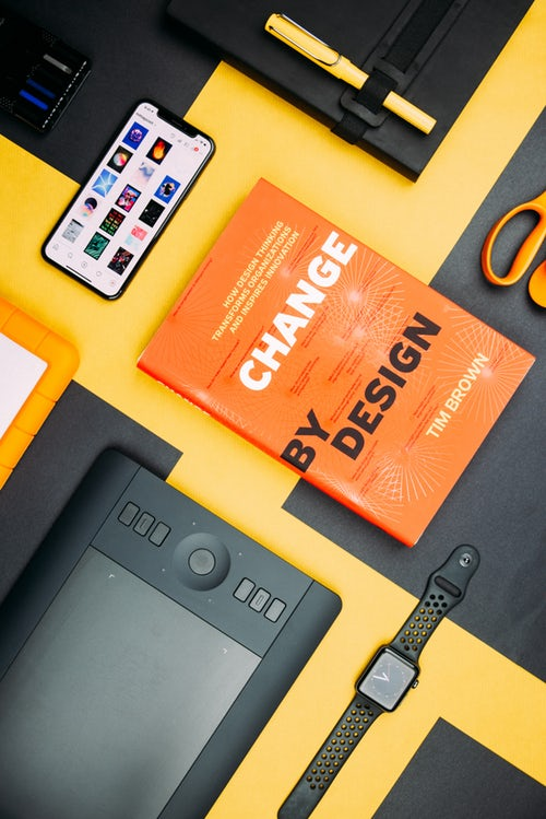 Change by Design book cover