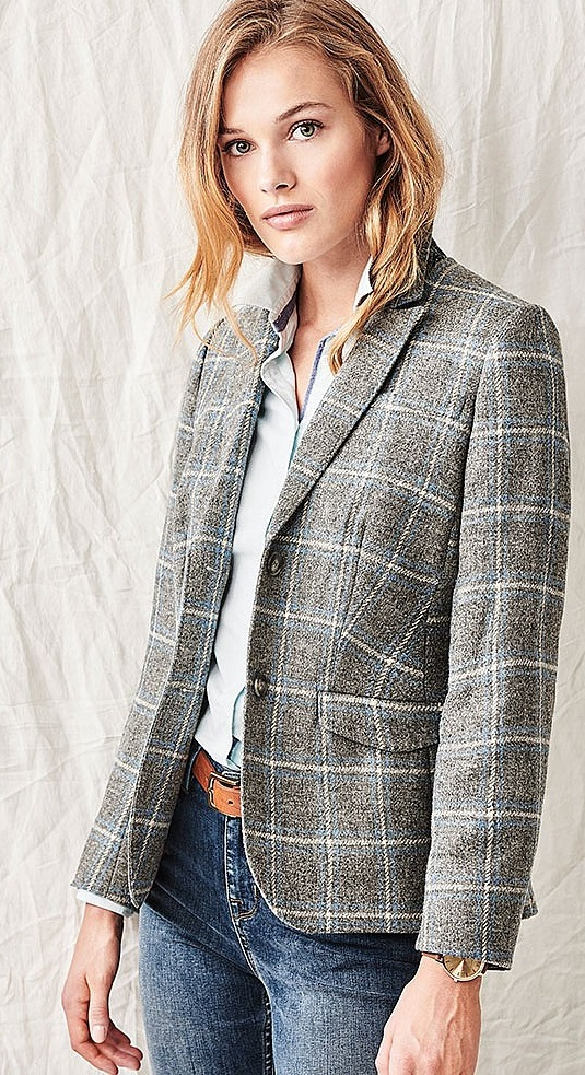 Crew clothing blazer