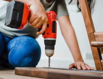 Hate builders? Learn how to DIY…