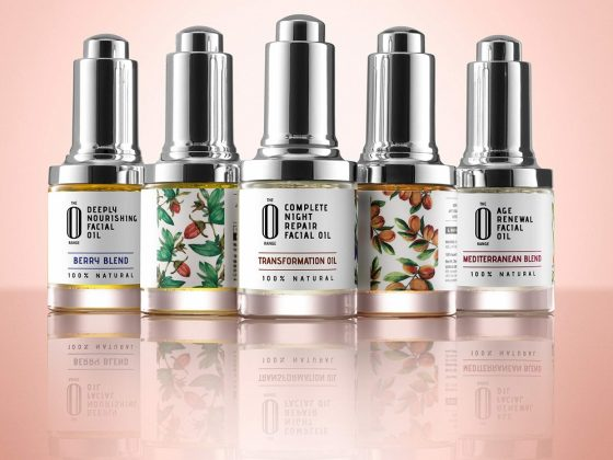 Gorgias facial oils