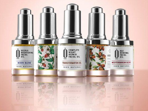 Gorgias facial oils