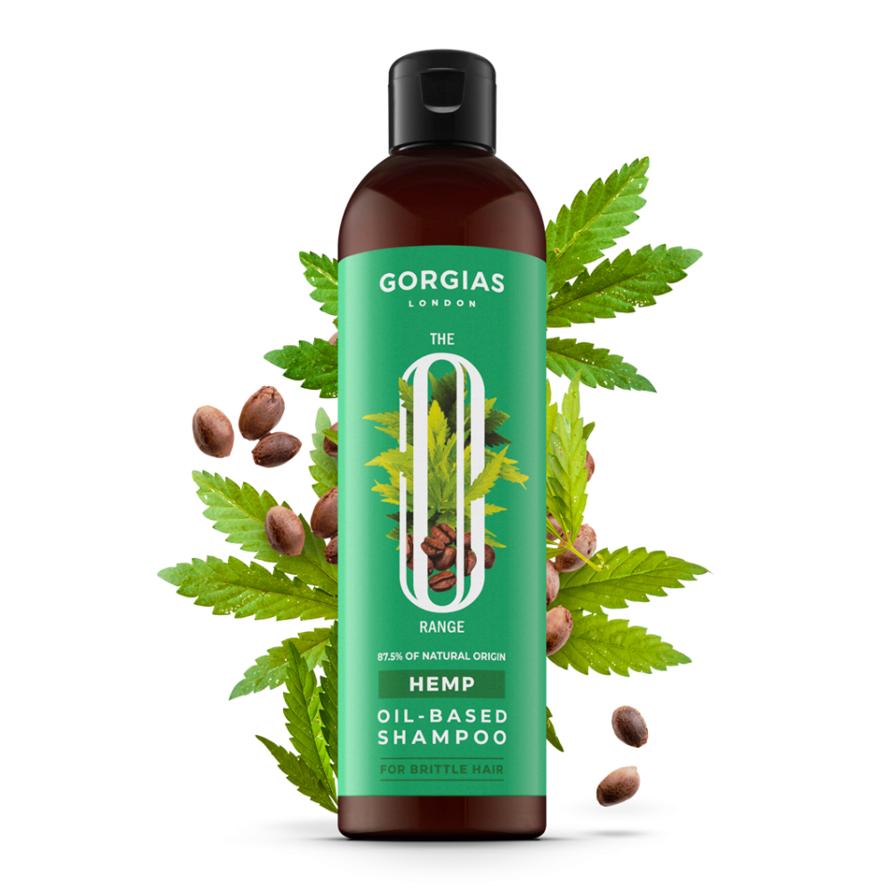 Gorgias hemp oil shampoo