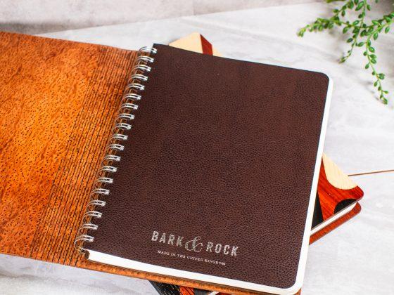 Bark & Rock journal
