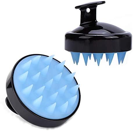 Scalp massager for hair washing