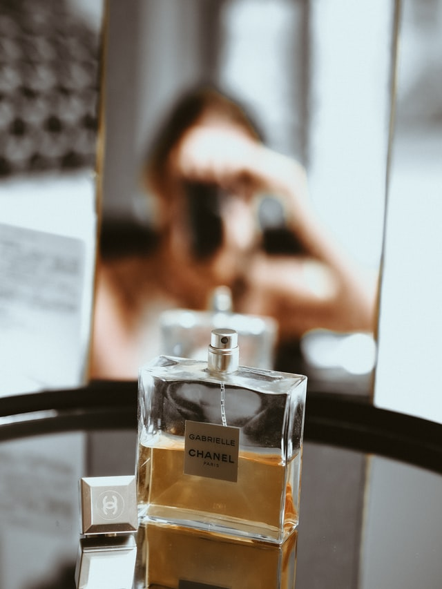 Perfume and personality types. What does your perfume say about you?