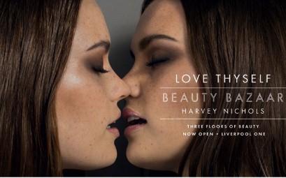 Harvey Nichols Beauty Bazaar Flyer: Love Thyself