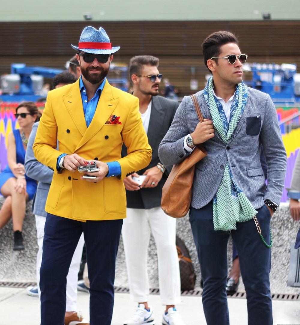 Mens stylish clothing