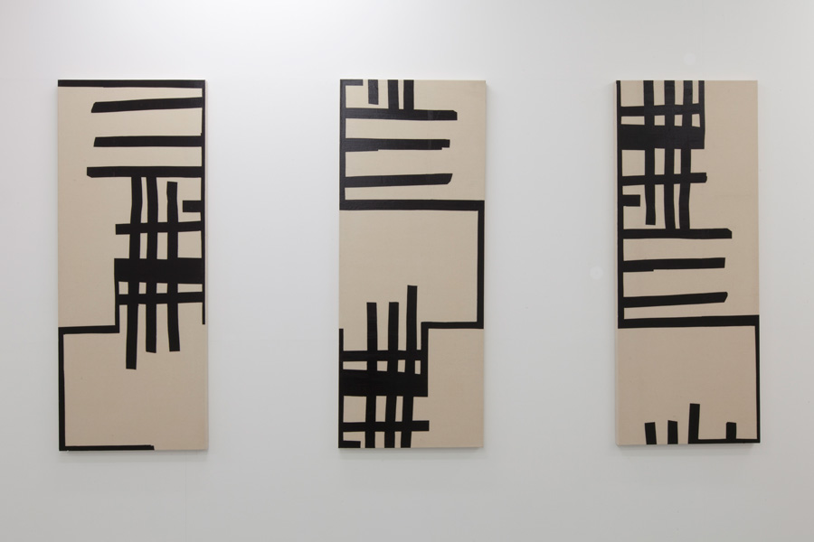 Andrew Sutherland's Triptych